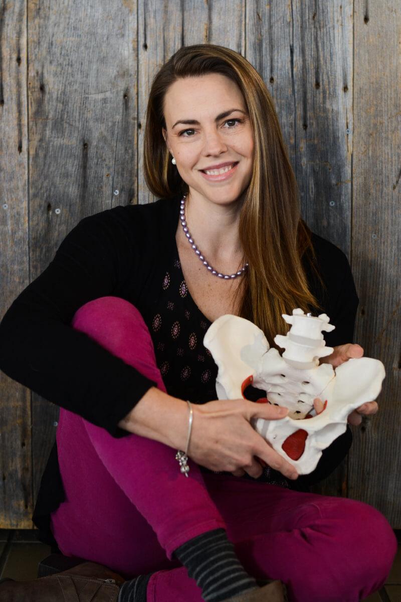 Laura Rowan an Occupational Therapist