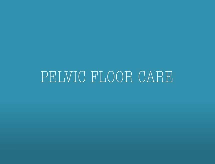 Pelvic Floor Care EPH