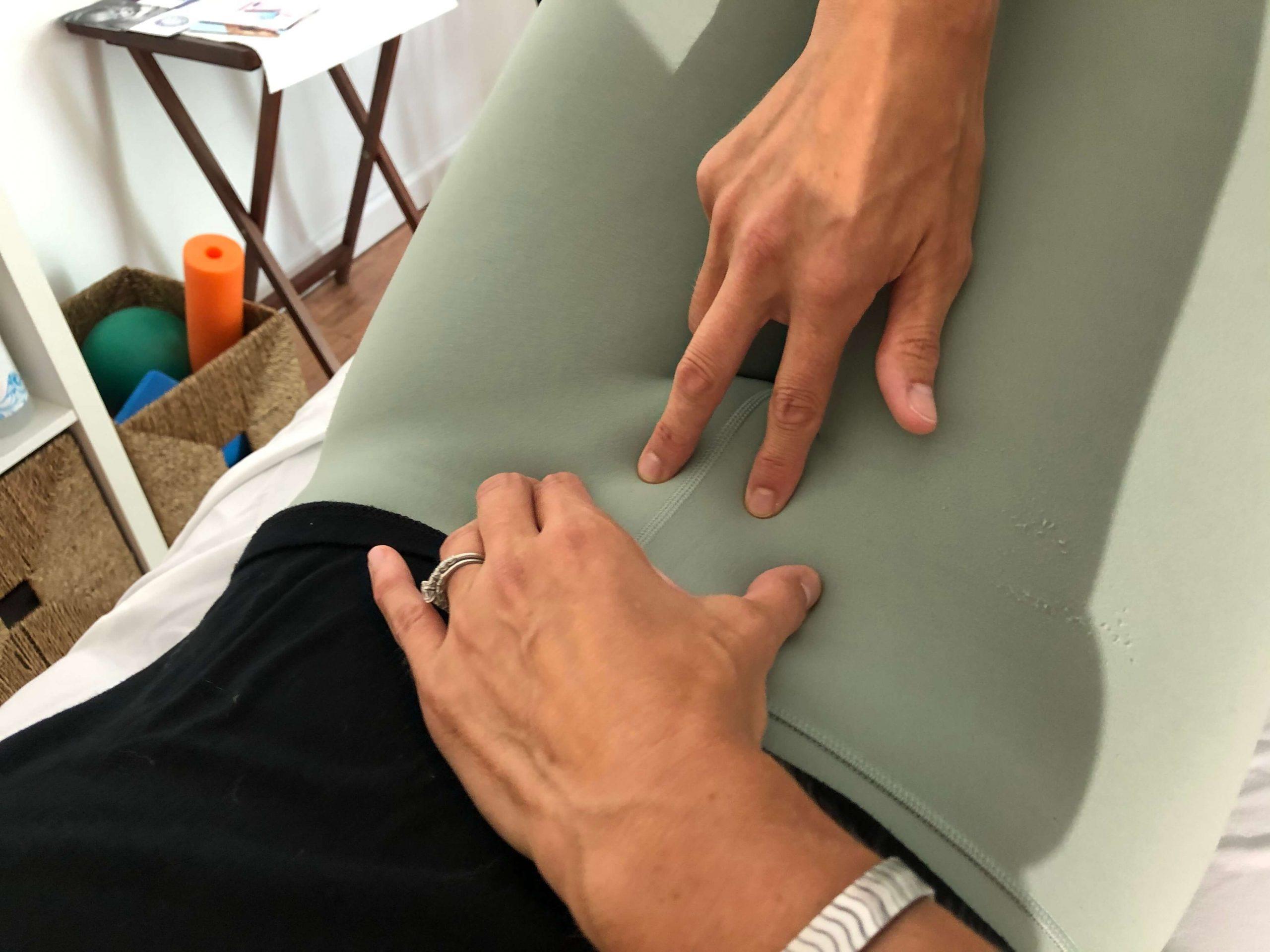 Pelvic Rehab Manual Assessments